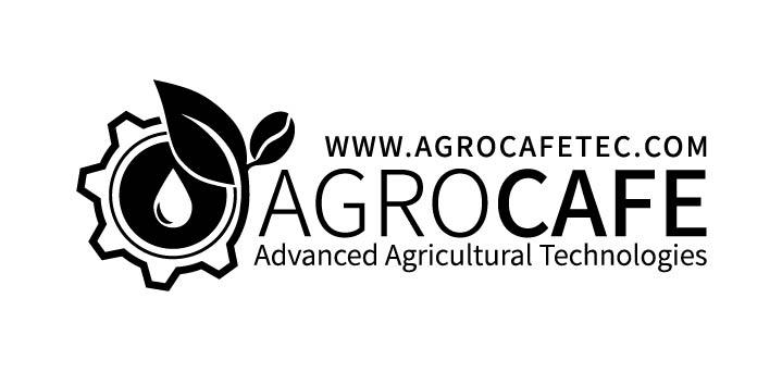 לוגו אגרוקפה שחור