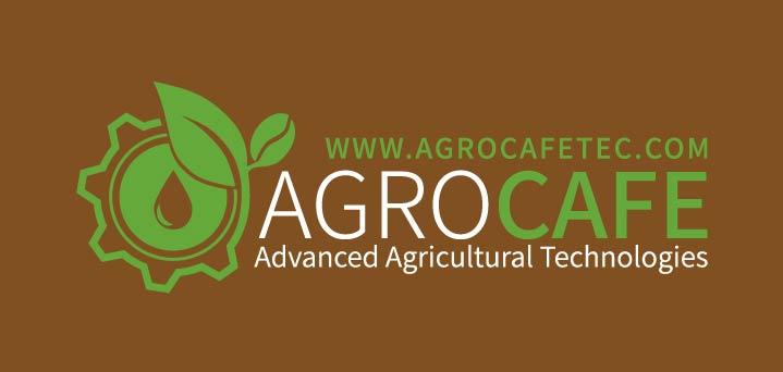 לוגו אגרוקפה עם רקע